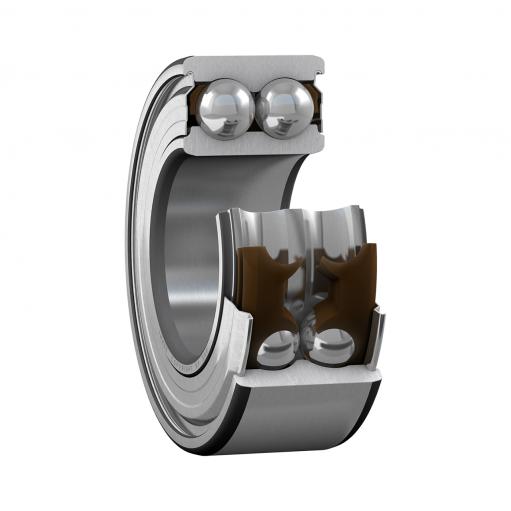 Angular contact ball bearing 3306 A-2ZTN9/MT33  (Double row)