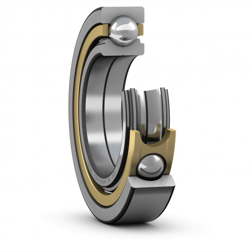 Angular contact ball bearing QJ 212 MA  (Four-point contact ball bearings)