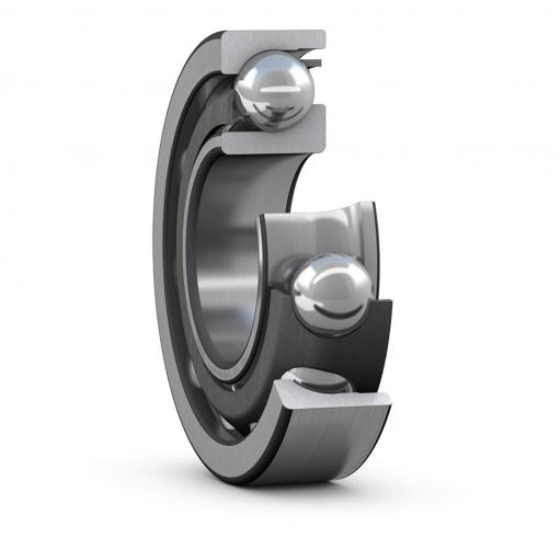 Angular contact ball bearing 7318 BECBJ  (Single row)