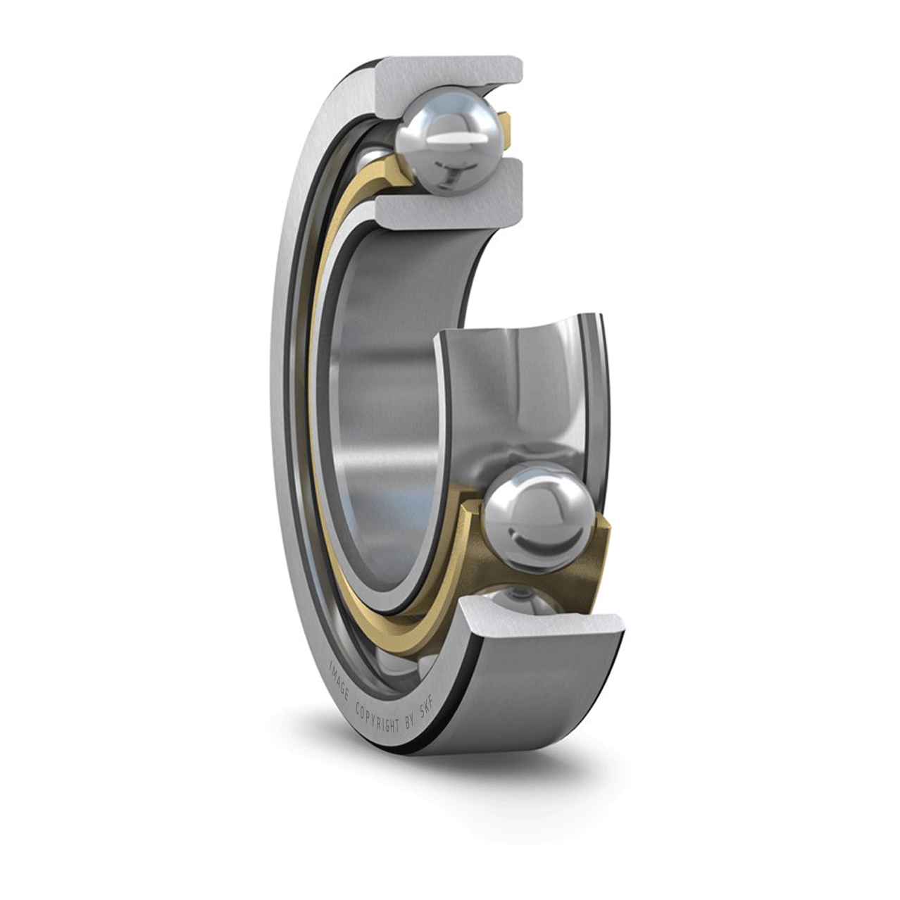 Angular contact ball bearing 7315 BECBM  (Single row)