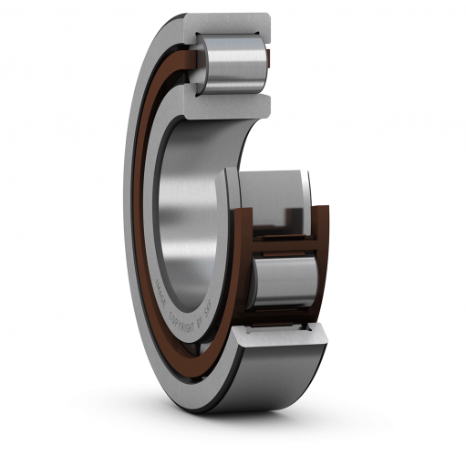 Cylindrical roller bearing NJ 2208 ECP  (Single row)