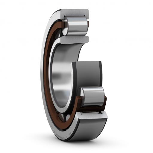 Cylindrical roller bearing NU 207 ECKP/C3  (Single row)