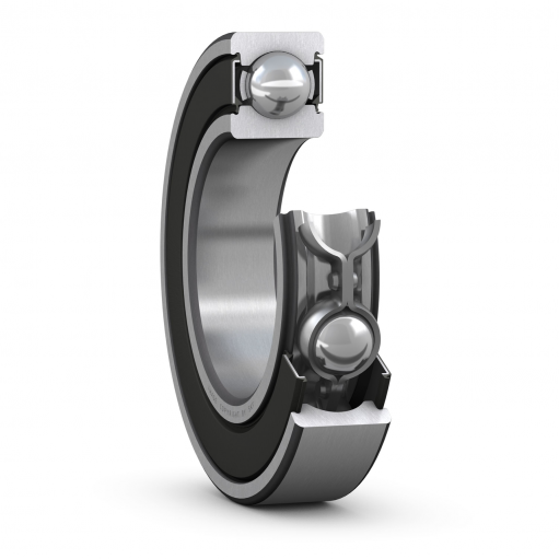 Deep groove ball bearing 608-2RSH  (Single row)
