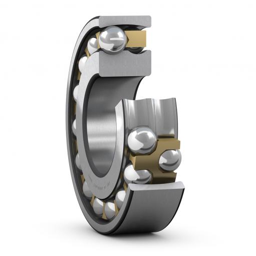 Self aligning ball bearing 1206 EM  (Double row)